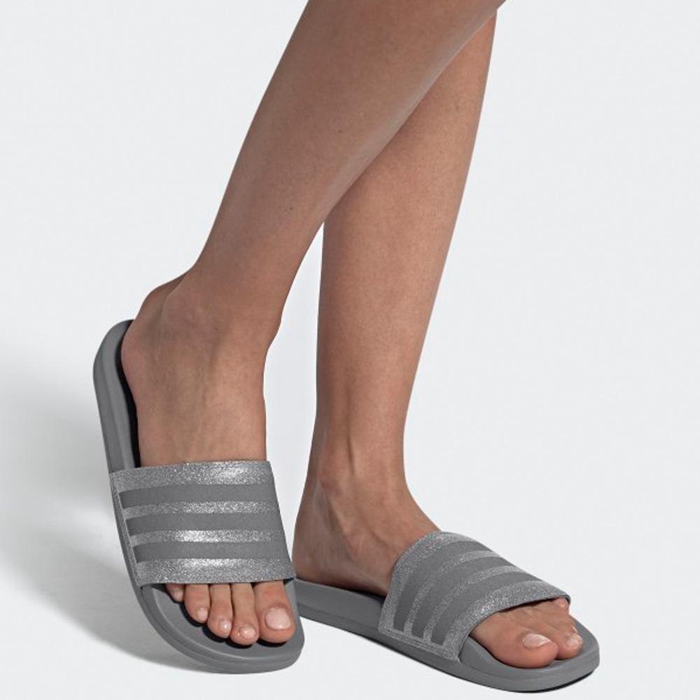 Adidas Originals Comfort Adilette Damen EE6818 grau