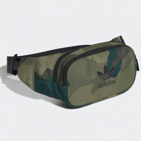 Adidas Originals Bauchtasche 2,5 Liter FM1348 camo