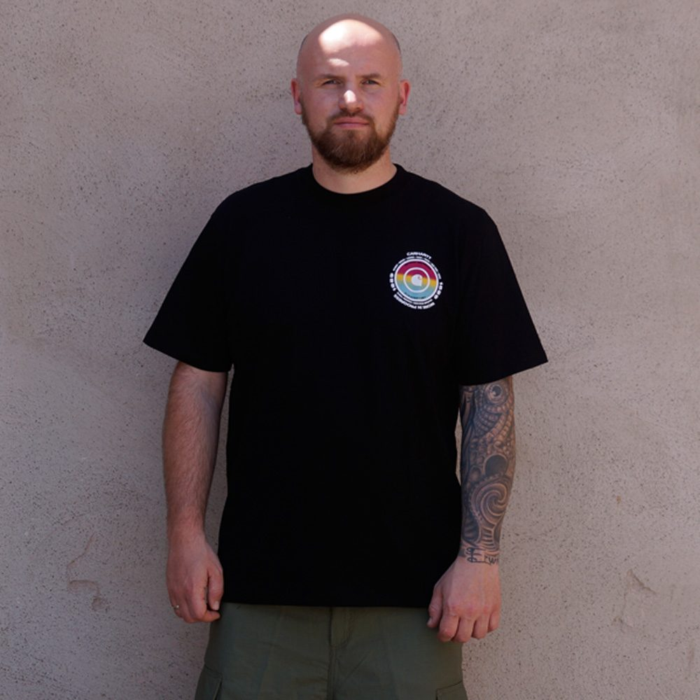 Carhartt WIP Worldwide T-Shirt Herren
