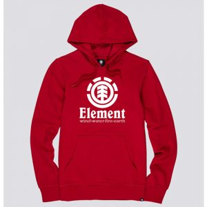 Element Vertical Hoodie Herren Kapuzenpullover