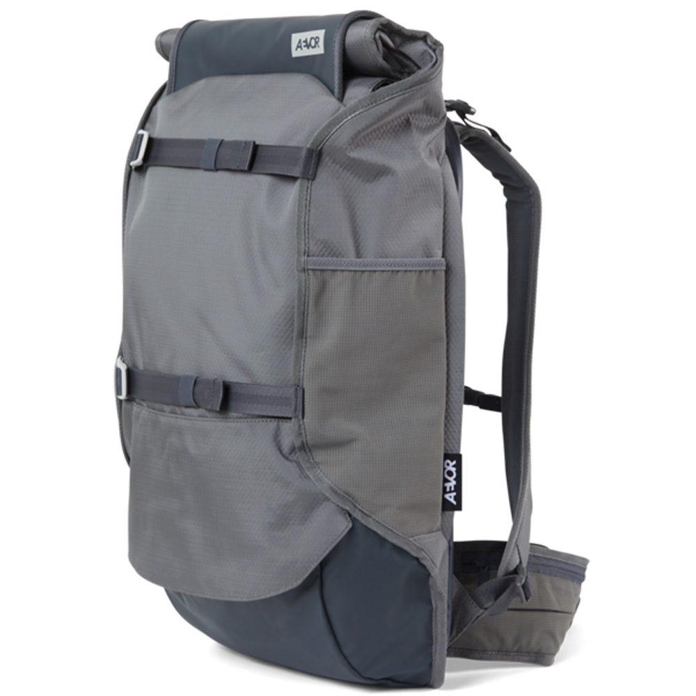 Aevor Travel Pack Rucksack 38 Liter grau