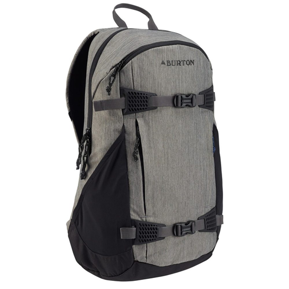 Burton Day Hiker Backpack Rucksack 25 Liter 2020 grau