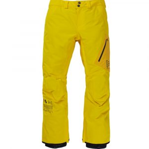 Burton AK 2L Cyclic Ski und Snowboardhose Gore-Tex Herren gelb 2021