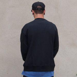 Nike SB Novelty Crew Pullover Herren schwarz