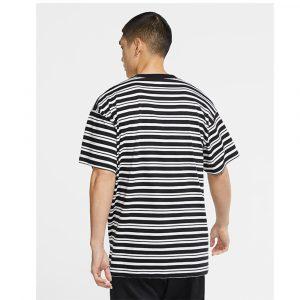 Nike SB Skate T- Shirt schwarz/weiß