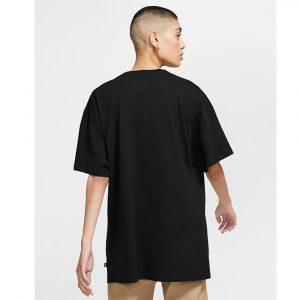 Nike SB Skate Logo T- Shirt schwarz