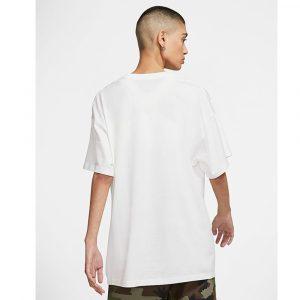 Nike SB Skate Logo T- Shirt weiß