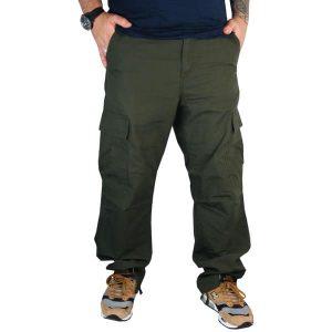 Carhartt WIP Regular Cargo Pant cypress Hose grün