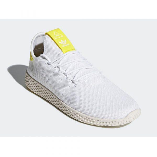 Adidas Pharrell Williams PW Tennis Human Originals Primeknit Schuhe