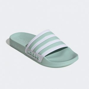 Adidas Originals Adilette Shower Damen grün EG1885