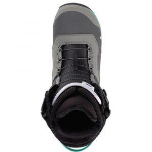 Neuer Innenschuh mit besser Dämpfung und Kelltband zur Fixierung am Bein