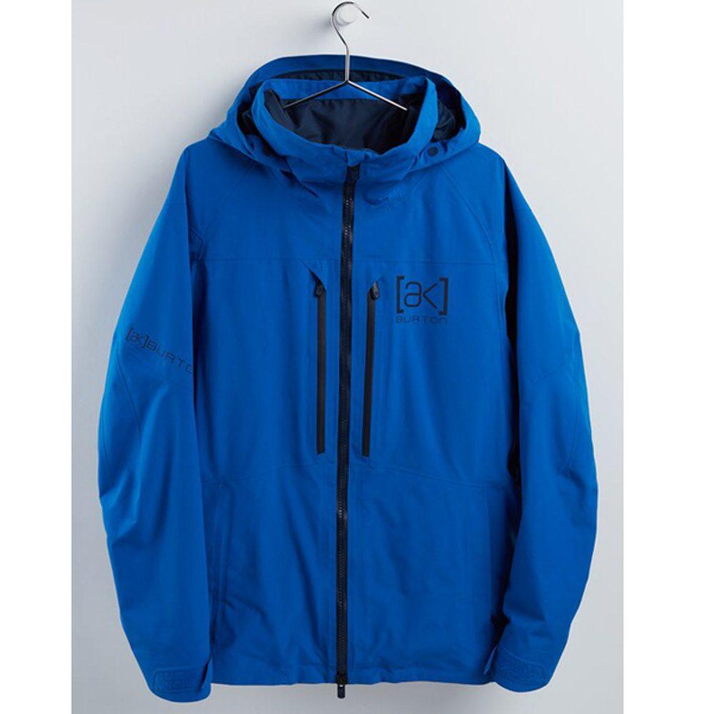 Burton AK 2L Swash Ski und Snowboardjacke Winterjacke Gore-Tex Herren blau