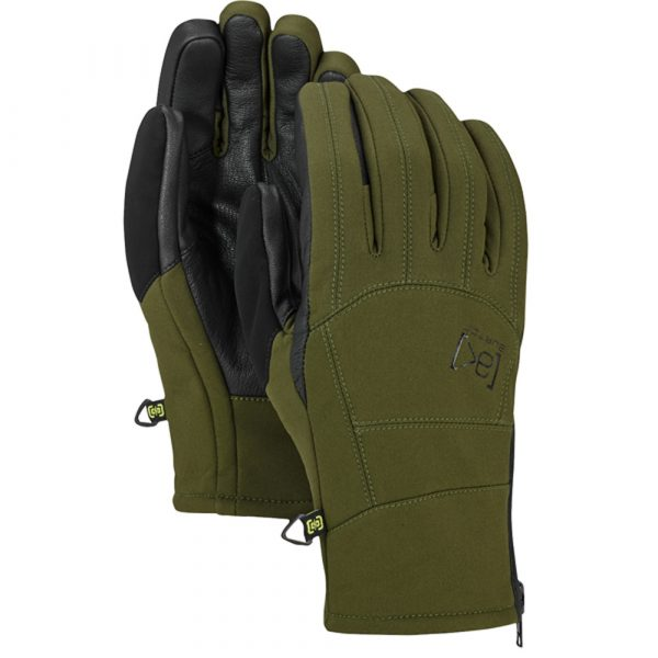 Burton M AK Tech Gloves Handschuhe Snowboard grün/schwarz