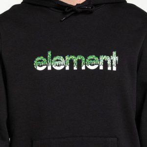 Ghostbuster Slimer Logo Grafik Print auf der Vorderseite