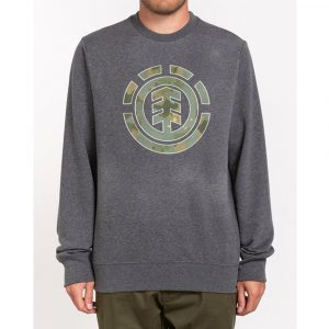 Element Water Camo Icom Fill Sweatshirt Herren