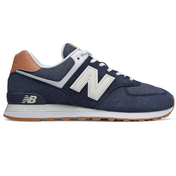 New Balance ML574 TYA Herren blau
