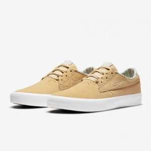 Nike SB Shane Premium Schuhe Herren beige