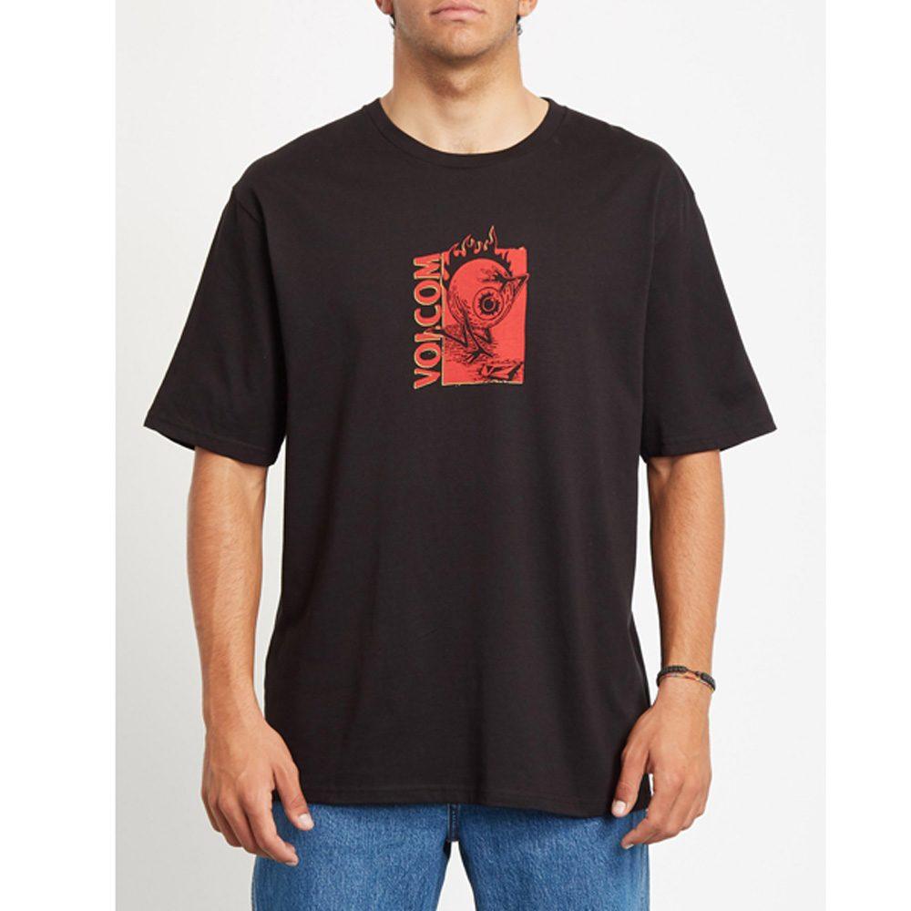 Volcom Midfright T- Shirt Herren