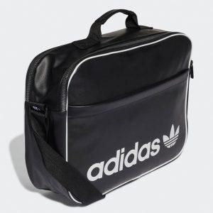Adidas Vintage Airliner Tasche 19 Liter schwarz
