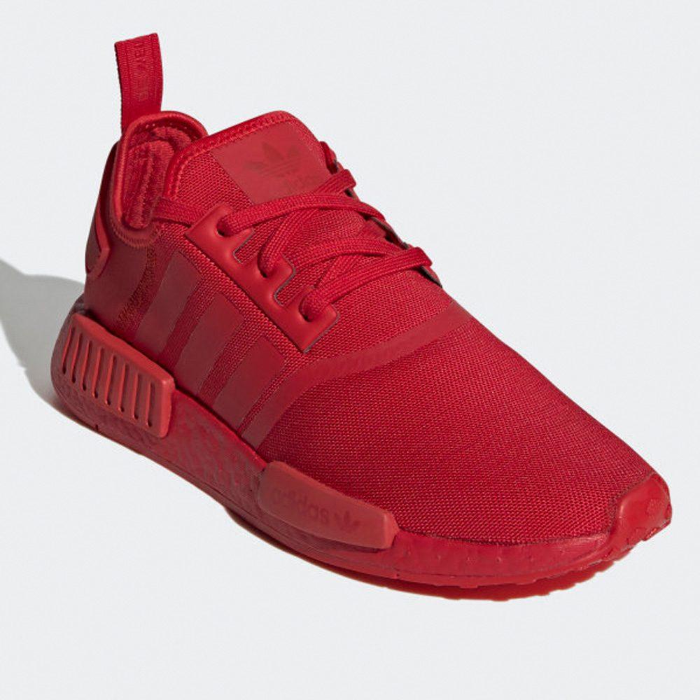 Adidas Originals NMD R1 Primeknit Herren rot