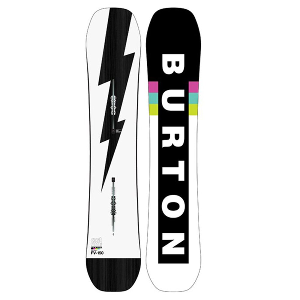 Burton Custom Flying V wide Snowboard 2021