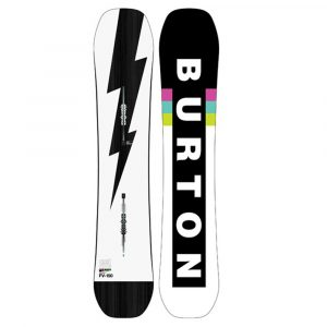Burton Custom Flying V wide Snowboard 2021
