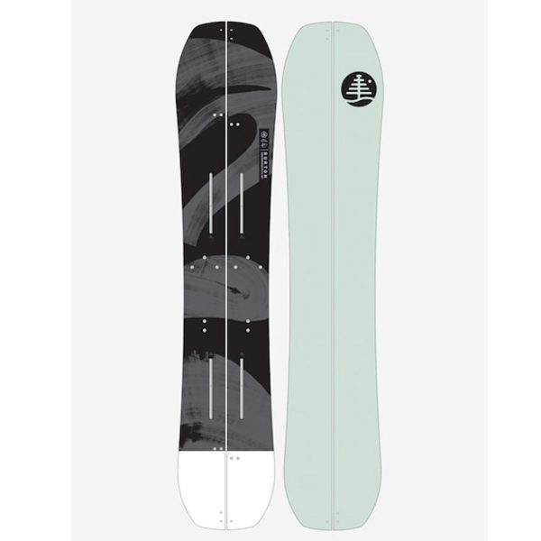 Burton Family Tree Hometown Hero X Directional Splitboard