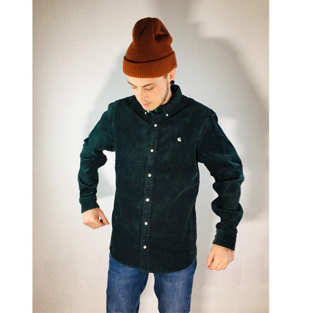 Carhartt WIP Madison Cord Herren Hemd