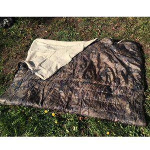 Carhartt WIP x Voited Prentis Camo Combi Blanket