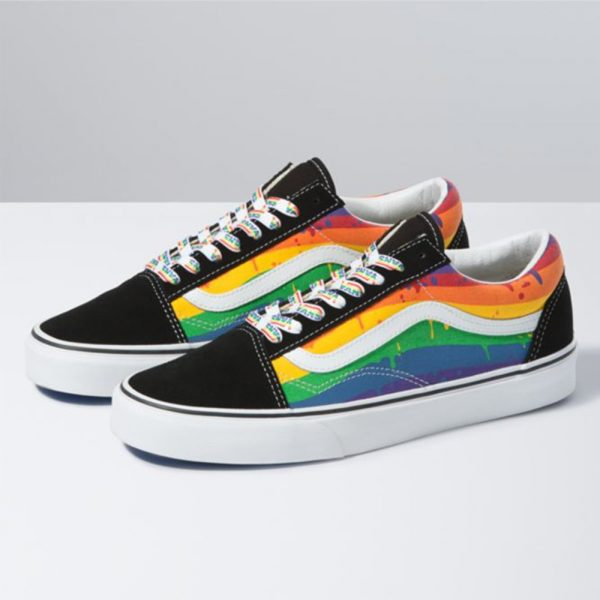Vans Old Skool rainbow Schuhe