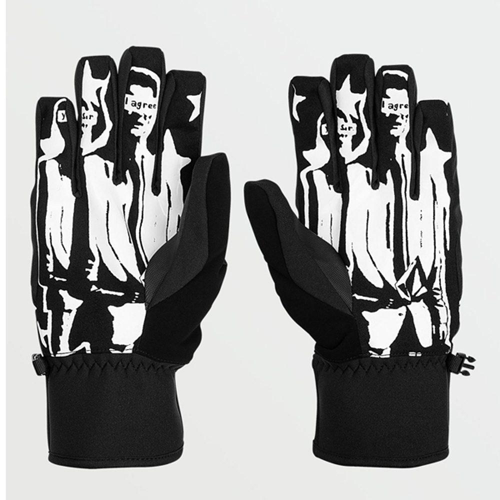 Volcom Nyle Glove Ski- und Snowboard Winter Fingerhandschuhe