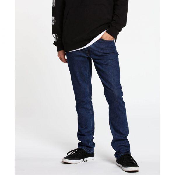 Volcom Vorta 5 Pocket Slim Fit Jeans Herren