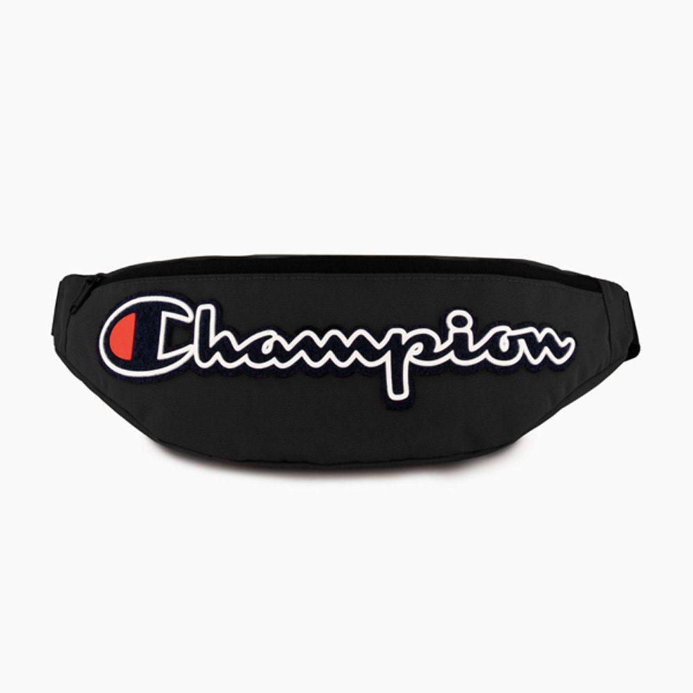 Champion Mesh Gürteltasche 1 Liter schwarz