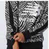 Allover Zebra Muster