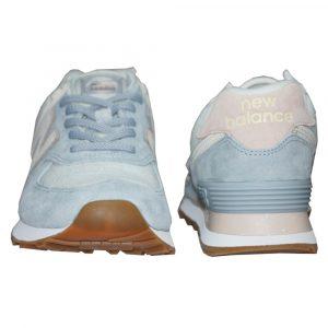 New Balance WL574 SUO Damen Sneaker