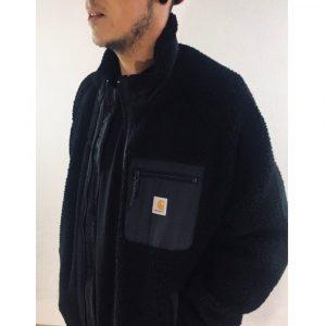 Brusttasche mit Reißverschluss und Kordel