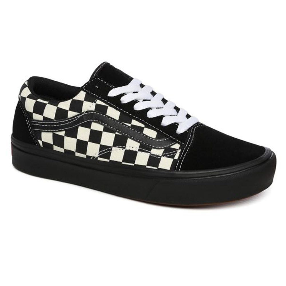 Vans Comfycush Old Skool Mixed Media Schuhe