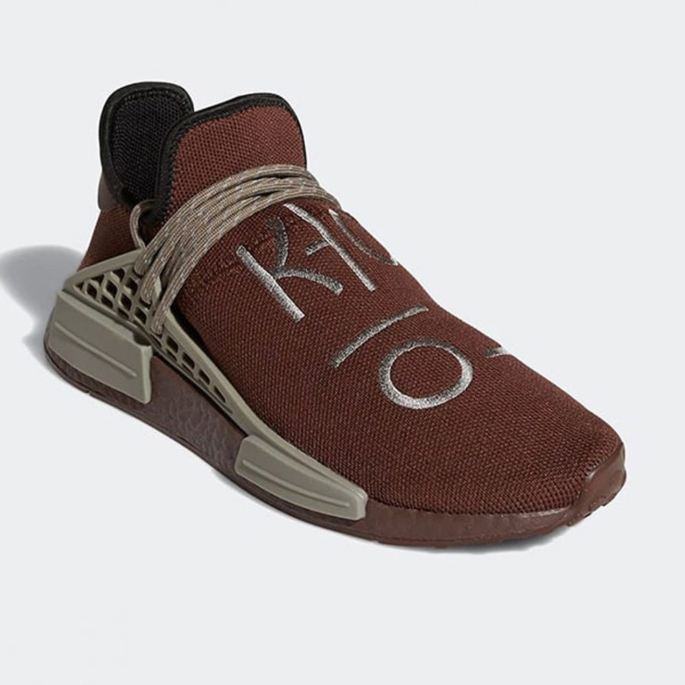 Adidas Originals NMD HU Pharrell Williams X Primeknit Sneaker