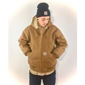 Carhartt WIP Active Pile Jacket Herrenjacke