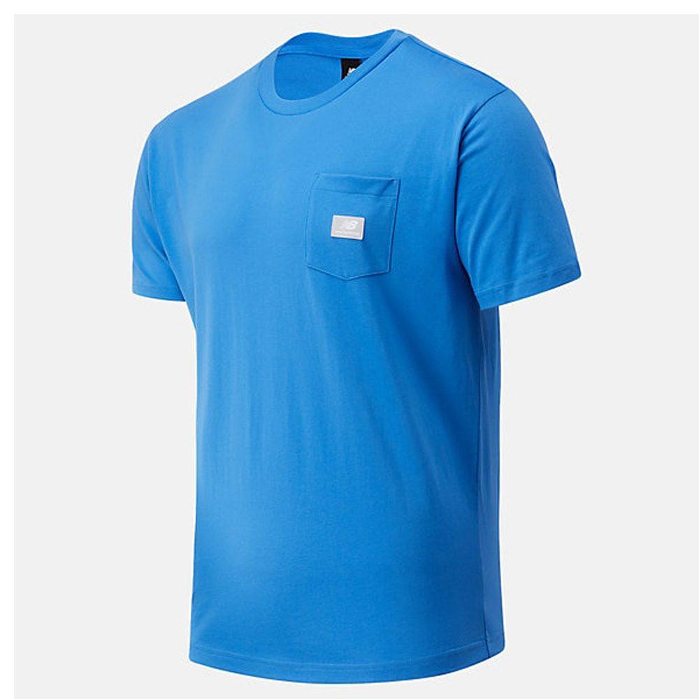 New Balance Athletics Pocket T-Shirt