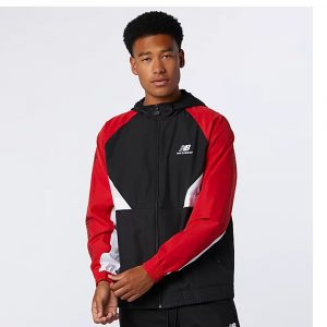 New Balance Athletics Podium Sport Windjacke Herren Windbreaker