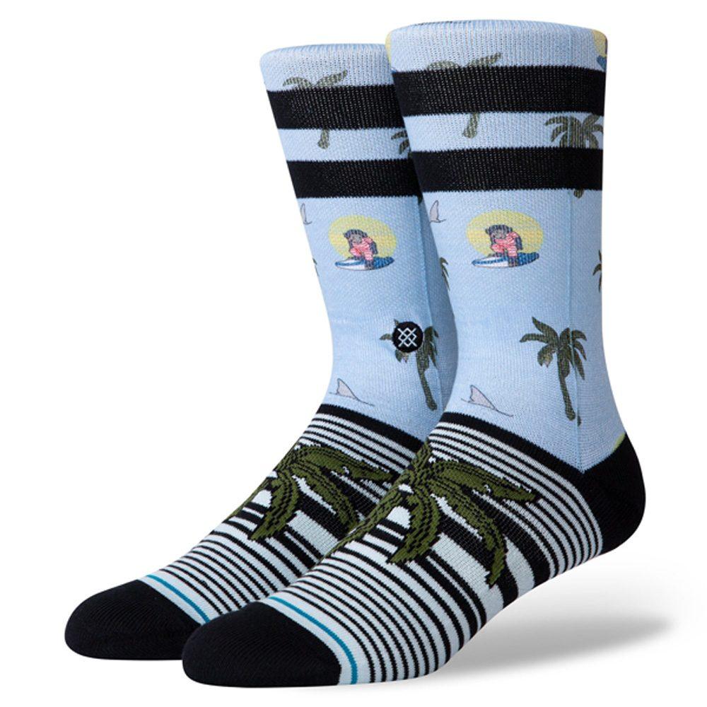 Stance Aloha Monkey Staple Socken