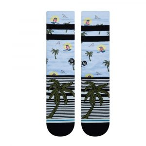 Stance Aloha Monkey Staple Socken