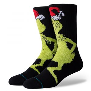 Stance Mr Grinch Socken