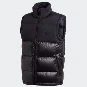 Adidas Down Regen Blockes Puffer Steppweste Herren