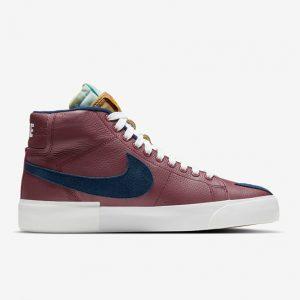 Nike SB Zoom Blazer Mid Edge Sneaker