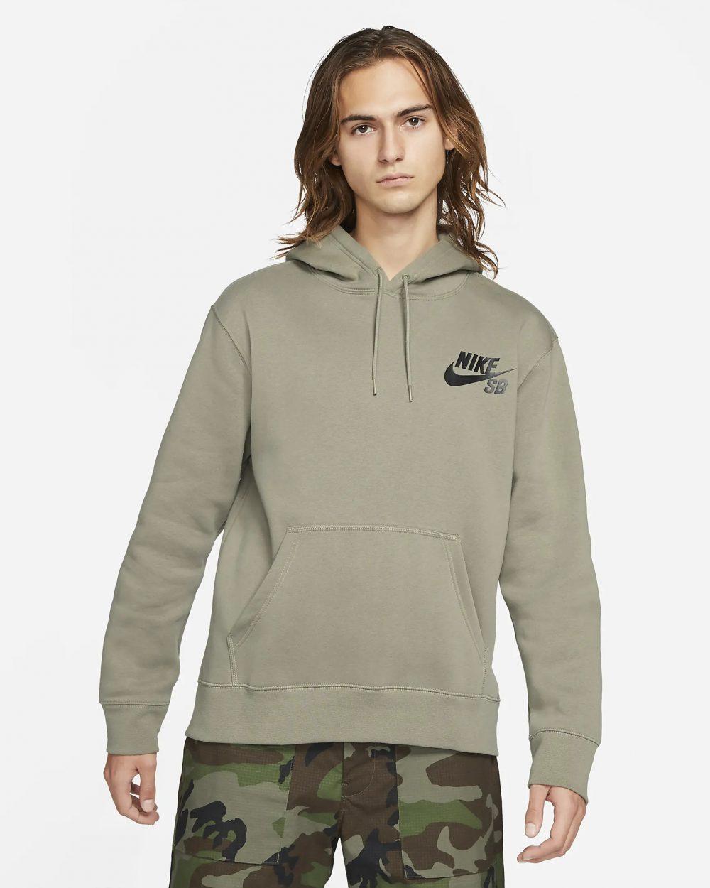 Nike SB Skateboard Hoodie Herren Kapuzenpullover