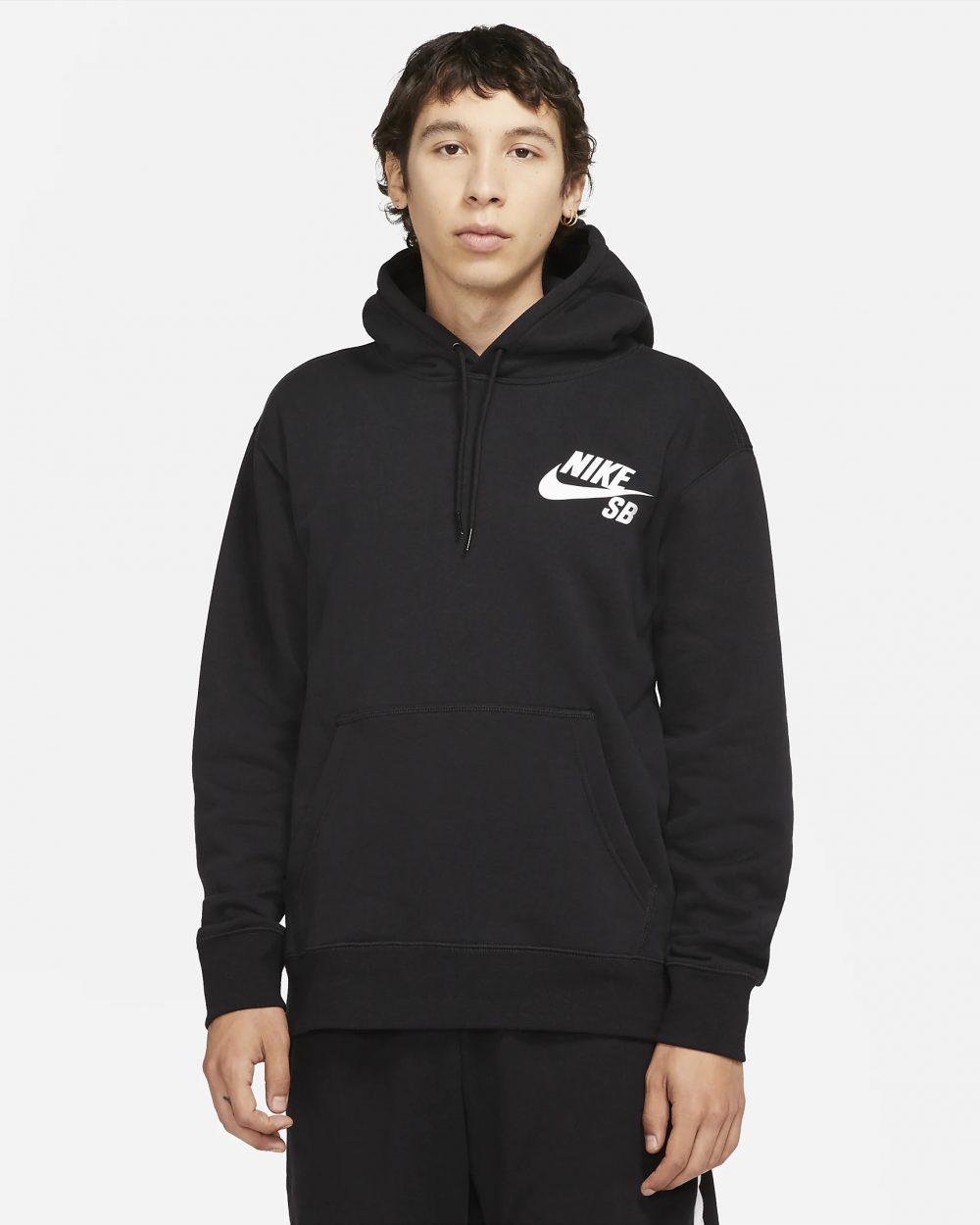 Nike SB Skateboard Hoodie Herren