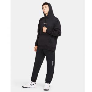 Nike Spodnie Trainingshose Herren schwarz