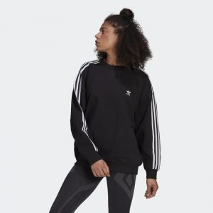 Adidas Trefoil Loungewar Adicolor Oversize Sweatshirt